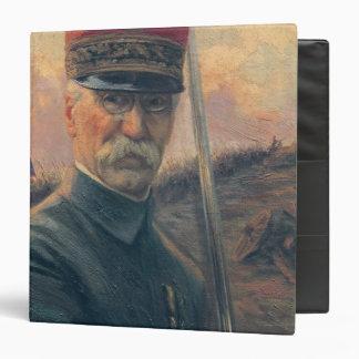 General Joseph Gallieni Binder