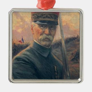 General Joseph Gallieni Metal Ornament