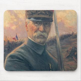 General Joseph Gallieni Mouse Pad