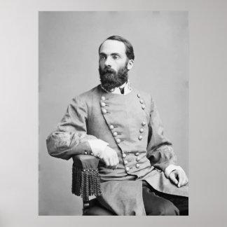 General Joseph Wheeler Poster