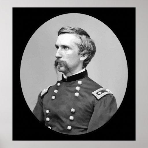 General Joshua Lorenzo Chamberlain Póster