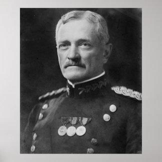 General Juan J. Pershing Poster