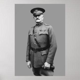 General Juan J. Pershing Impresiones