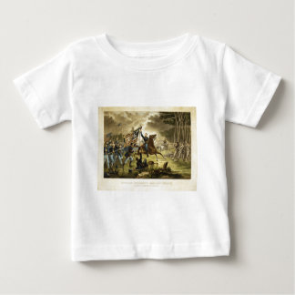 General Kearny's Charge in the Battle of Chantilly Baby T-Shirt