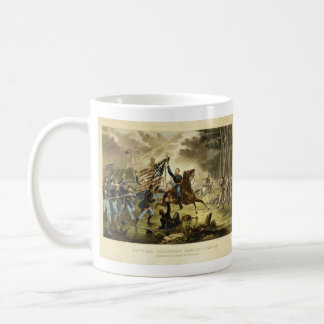 General Kearny's Charge in the Battle of Chantilly Coffee Mug