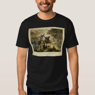 General Kearny's Charge in the Battle of Chantilly Shirt