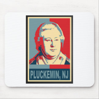 General Knox at Pluckemin, New Jersey Mouse Pad