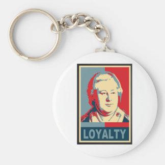 General Knox - Loyalty Basic Round Button Keychain