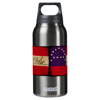 General Lee Headquarters Flag with Signature Insulated Water Bottle