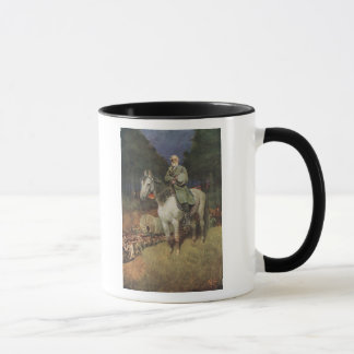 General Lee on his Famous Charger, 'Traveller' Mug