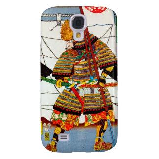 General legendario antiguo japonés oriental fresco funda samsung s4