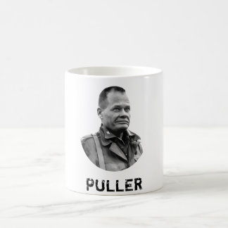 General Lewis Chesty Puller Taza