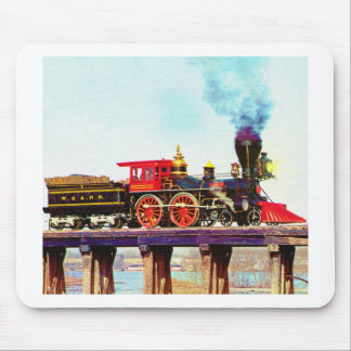 General Locomotive Mouse Pad