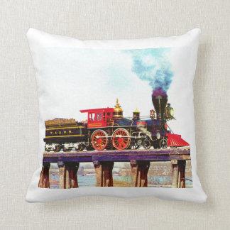 General Locomotive Pillows