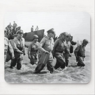 General MacArthur Returns Mouse Pad