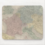 General map of European Railways Mouse Pad