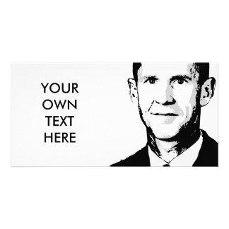 General McChrystal Tarjetas Personales Con Fotos