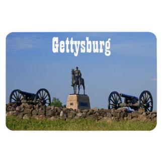 General Meade at Gettysburg Premium Magnet
