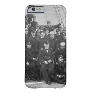 General Merritt (seated, center)_War Image Barely There iPhone 6 Case