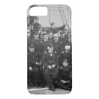 General Merritt (seated, center)_War Image iPhone 7 Case