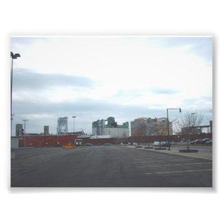 General Mills Cheerio s Plant in Buffalo NY Photograph