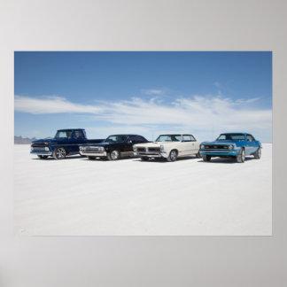 General Motors dreams Poster