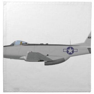 General Motors Fisher P-75A Eagle 431431 Servilletas De Papel