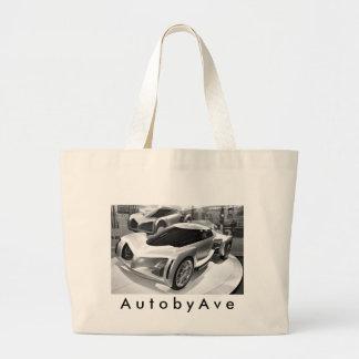 General Motors Prototype Large Tote Bag