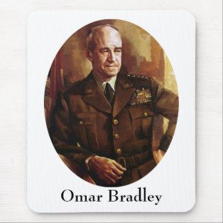 General Omar Bradley Mouse Pad