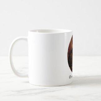 General Omar Bradley mug