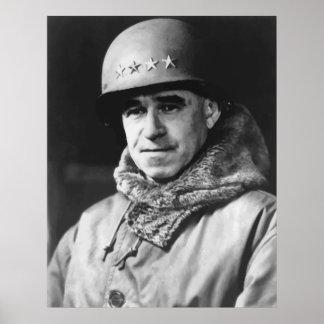 General Omar Bradley Posters