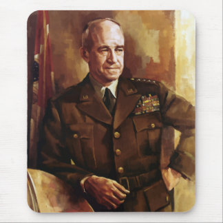 General Omar Bradley Tapete De Ratones