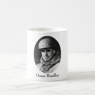 General Omar Bradley Taza Clásica