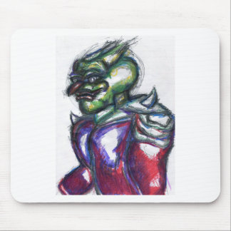General Oricus Goblinicus Mouse Pad