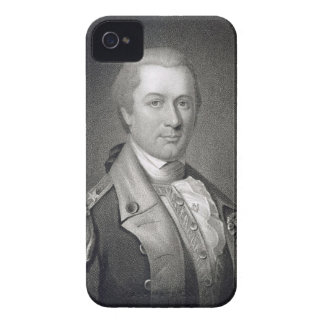 General Otho Holland Williams (1749-94) engraved b iPhone 4 Case