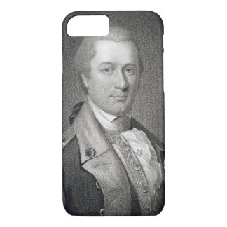 General Otho Holland Williams (1749-94) engraved b iPhone 8/7 Case
