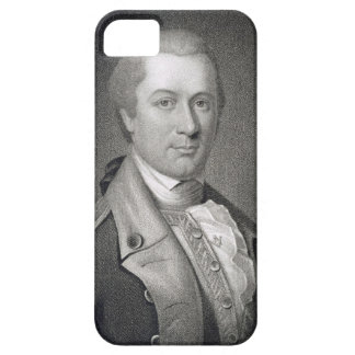 General Otho Holland Williams (1749-94) engraved b iPhone SE/5/5s Case