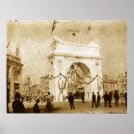 General Otis Arch 1900 Print