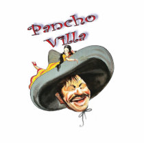 General Pancho Villa Mexican Hero Cutout