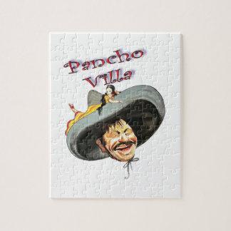 General Pancho Villa Mexican Hero Jigsaw Puzzle