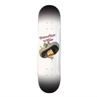 General Pancho Villa Mexican Hero Skateboard Deck