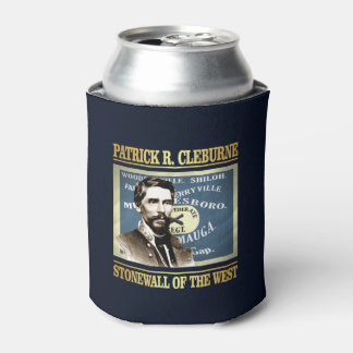 General Patrick R Cleburne Can Cooler
