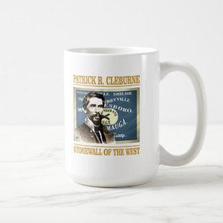General Patrick R Cleburne Coffee Mug