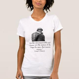 General Patton y cita Camiseta