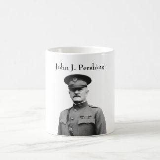 General Pershing -- Héroe de la guerra Tazas