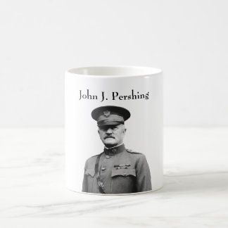 General Pershing -- Héroe de la guerra Taza Clásica