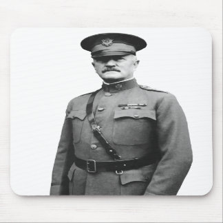 General Pershing Mousepad