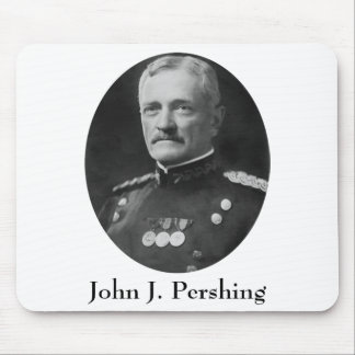 General Pershing Mouse Pad