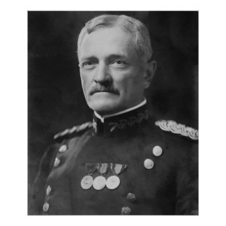 General Pershing Poster