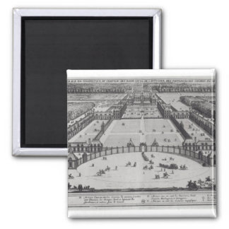 General Perspective View of the Chateau Magnet